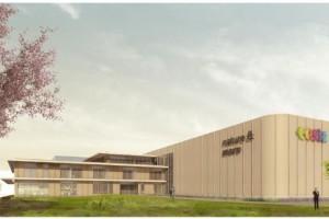 Distributiecentrum en hoofdkantoor van 19.500 m² voor Eosta op LogistiekPark A12