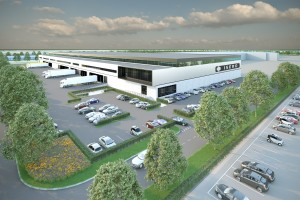 Ontwikkeling op LogistiekPark A12 te Waddinxveen
